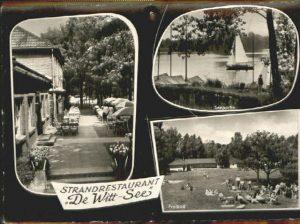 Ansichtskarte De Wittsee