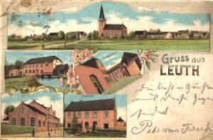 Ansichtskarte Leuth