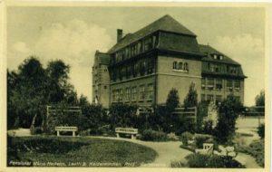 Haus Maria Helferin vor 1945