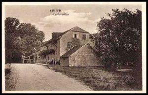 Ansichtskarte Leuther Mühle