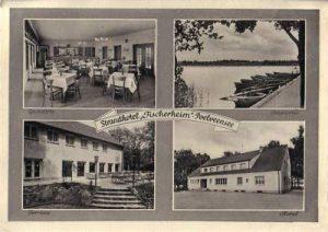 Ansichtskarte Poelvennsee aus den 1970er Jahren