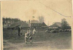 Der Brandterhof im Jahr 1934