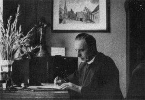Pfarrer Paul Schrievers
