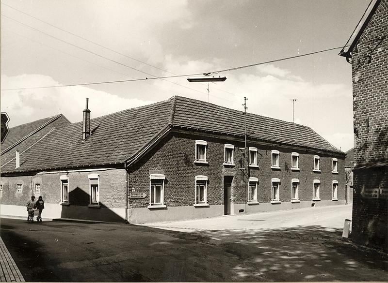 Dorfstraße 82 im Jahr 1967