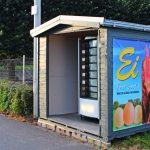 Eierautomat Malte Wefers
